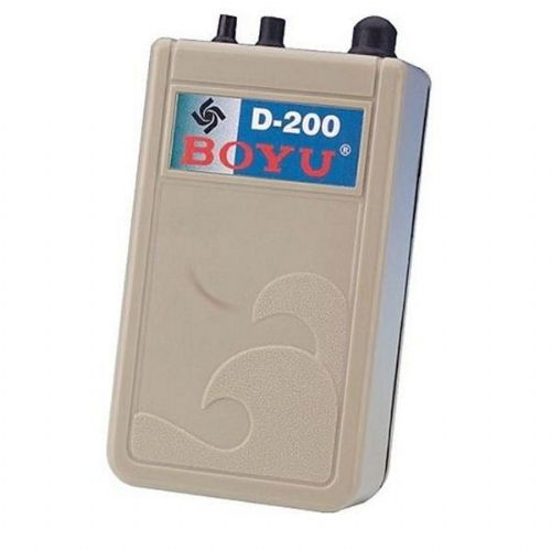 Boyu Battery Powered Air Pump